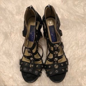 Jimmy Choo for H&M Studded Cage Sandals